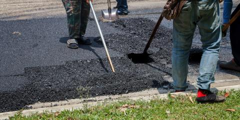 Can You Pave Asphalt Over Concrete?, 9, Tennessee