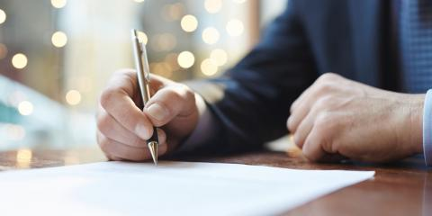 5 Advantages of Consulting an Attorney About Commercial Contracts, Cookeville, Tennessee