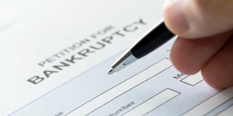 3 Mistakes Often Made During Bankruptcy Filings, Cookeville, Tennessee