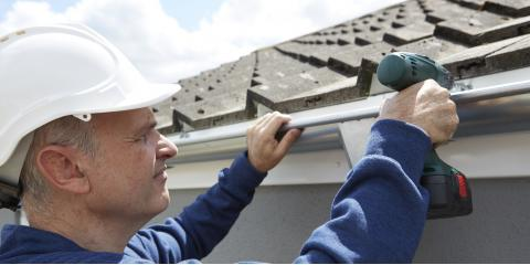 3 Signs You Need to Replace Your Rain Gutters, Cookeville, Tennessee
