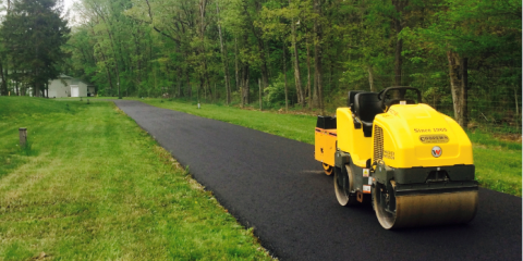 4 Reasons to Choose Asphalt Paving Over Concrete, Latrobe, Pennsylvania