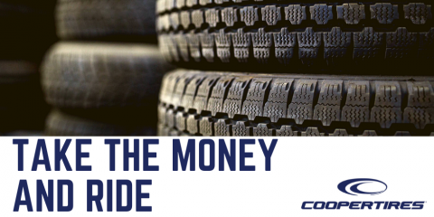 Cooper Tires - Take the Money and Ride Event, Wentzville, Missouri