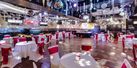 Book The Event Space at The Copacabana Times Square For Your Bar or Bat Mitzvah, Manhattan, New York