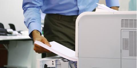 When to Replace Your Printer or Copier, Cincinnati, Ohio