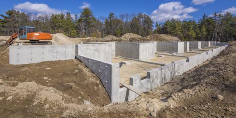 Poured Concrete Walls vs. Block Walls: What's the Difference?, Copley, Ohio