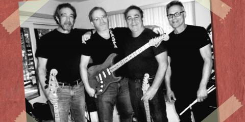 The B Side Band  strikes again!, Dobbs Ferry, New York