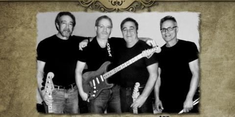 The B Side Band is at it again, Dobbs Ferry, New York