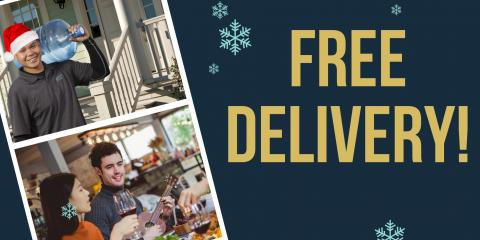 3 Reasons to Schedule Water Delivery for the Holidays, ,
