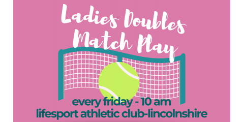 Ladies 3.0-4.0 Doubles Match Play, Lincolnshire, Illinois