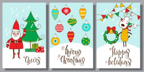 Honolulu's Top Copy & Print Services Offers Ideas for Your Christmas Card Design, Honolulu, Hawaii