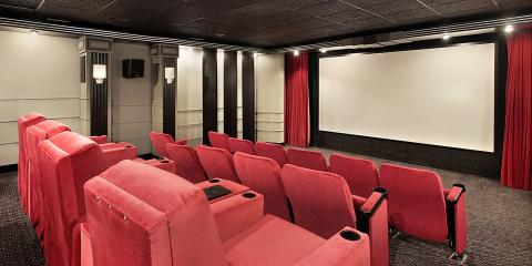 A Guide to Seating for a Custom Home Theater, Charlotte, North Carolina