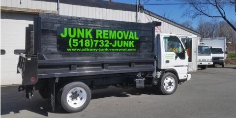 For All Your Dumpster Rental Needs, Count on Cornerstone Cleanouts, Albany, New York