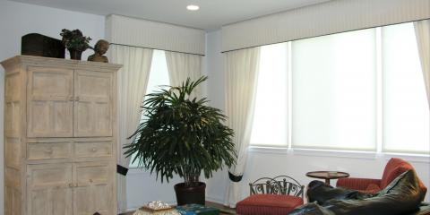 Fabric Window Treatments, Honolulu, Hawaii