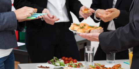 Show Appreciation for Your Staff With Office Catering, Norcross, Georgia