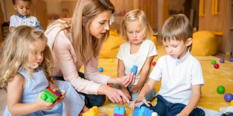 What Do Toddlers Learn in a Quality Preschool Program?, Cortlandt, New York