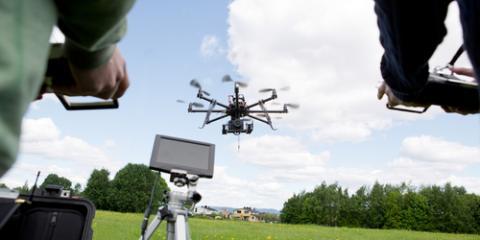 3 Ways Drones Aid in Construction Inspections, Corvallis, Oregon