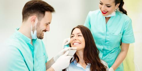 3 Procedures Offered by Cosmetic Dentists, High Point, North Carolina