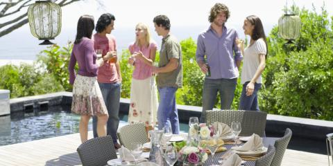 Summer Patio Furniture & Outdoor Fixtures at Costco, Cathedral City-Palm Desert, California