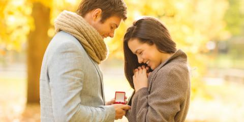3 Most Popular Cuts For Diamond Engagement Ring, Roseville, California