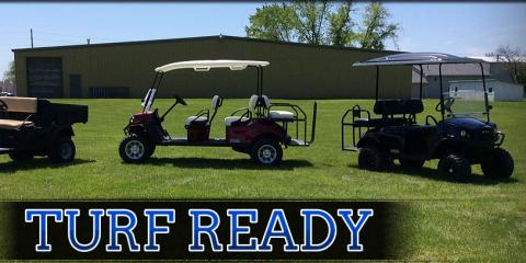 3 Things to Look for in a Used Electric Golf Cart, Council Bluffs, Iowa