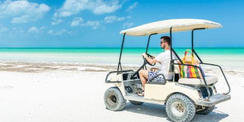3 Golf Cart Safety Tips for Summer, Council Bluffs, Iowa