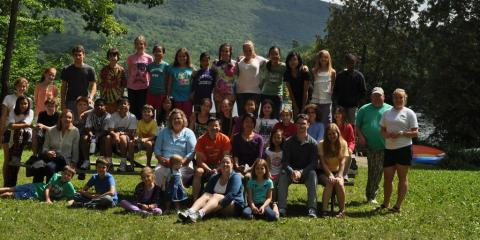 Hiring CABIN COUNSELORS!, Leicester, Vermont