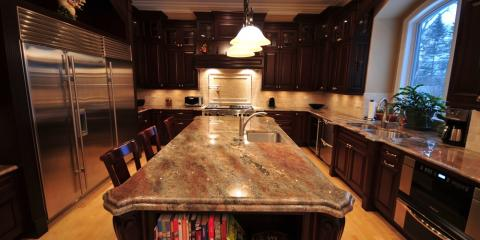 How to Choose the Right Kitchen Countertop for Your Interior, Anchorage, Alaska