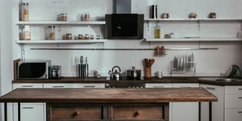 4 Simple Ways to Maaximize Countertop Space, Newington, Connecticut