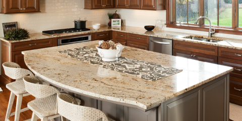 How Granite Countertops Add Value to Your Home, Ballwin, Missouri