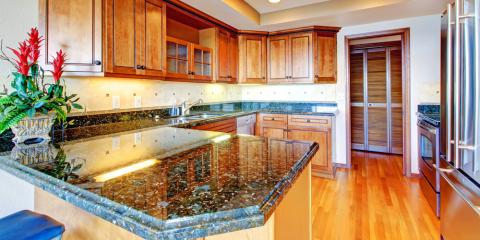 A Guide to Different Grades & Types of Granite, Centerville, Ohio