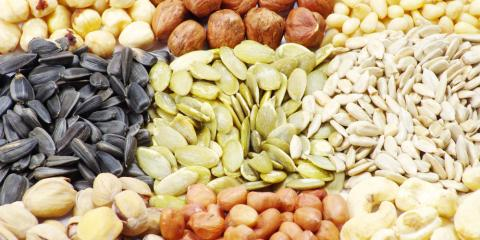 Top 3 Reasons to Add Seeds to Your Diet, Byron, Wisconsin