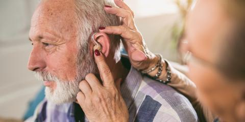 5 Causes of Age-Related Hearing Loss, Old Saybrook Center, Connecticut
