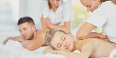 3 Reasons to Get a Couple's Massage for Valentine's Day, Honolulu, Hawaii