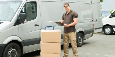 How to Properly Prepare Packages for a Courier, Wasilla, Alaska