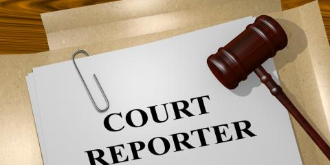 What Are CART & Captioning in Court Reporting?, Wallingford, Connecticut