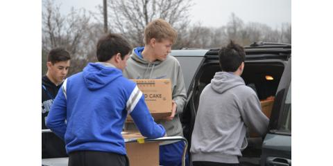 Cov Cath Bookdrive, Covington, Kentucky