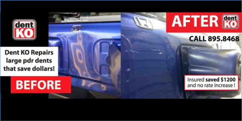 Hail Sale - Save up to $500 on Paintless Dent Repair, Hazelwood, Missouri