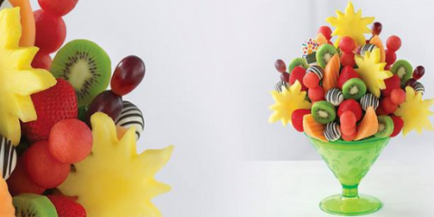 edible arrangement scores a touchdown with special football themed