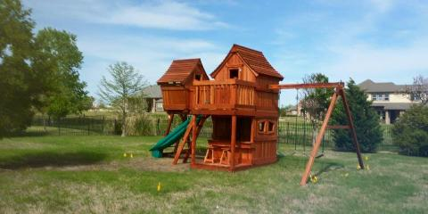 Backyard Playsets: Healthy or Fun?, Dallas, Texas