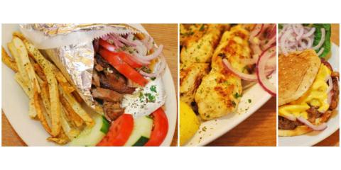 3 Great Reasons to Eat Fast-Casual Greek Food at Gyro World, Queens, New York