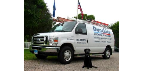 Duncklee Cooling & Heating Inc, Heating & Air, Services, Stonington, Connecticut