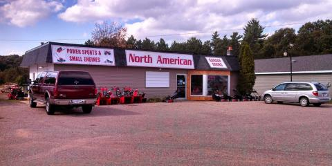 North American Power Sports, Lawn Mower Repair, Shopping, Wisconsin Rapids, Wisconsin