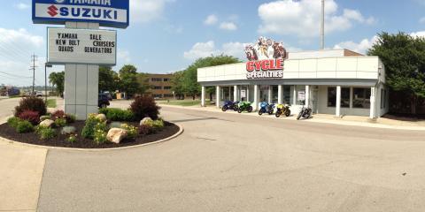 Cycle Specialties, Motorcycle Repair & Service, Services, Cincinnati, Ohio