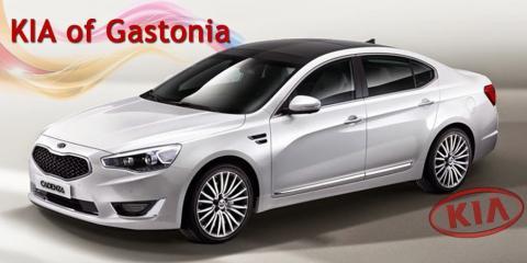 KIA of Gastonia , Car Dealership, Shopping, Gastonia, North Carolina