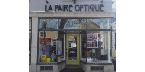 La Paire Optique, Eyewear & Corrective Lenses, Health and Beauty, Pittsford, New York