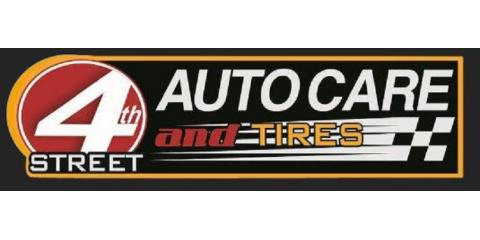Long Beach Tire Deal - Buy 2 Get 2 Tires Free, Long Beach, California