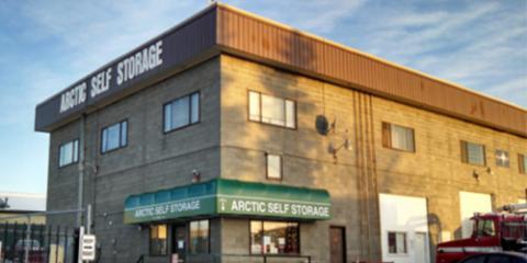 Arctic Storage at Midtown, Self Storage, Services, Anchorage, Alaska