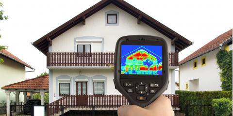 Is Your Insulation Working?  Maybe time for an Energy Audit., Alexandria, Virginia