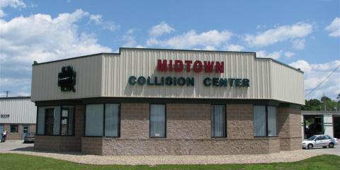 Midtown Collision Center LLC, Collision Shop, Services, La Crosse, Wisconsin