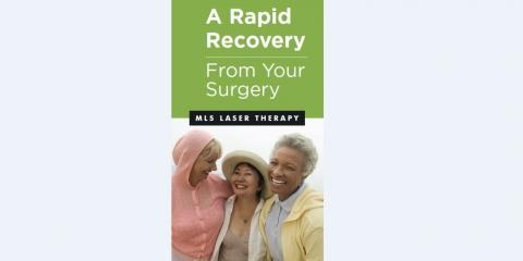 What can MLS Laser Therapy treat?, Fairfield, Connecticut